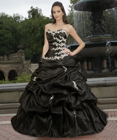 458606fcda24 plesové šaty dark 25 - vampire