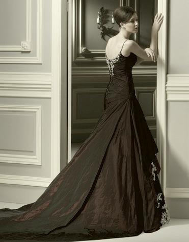 plesové šaty dark 6 - vampire 32175c20f0