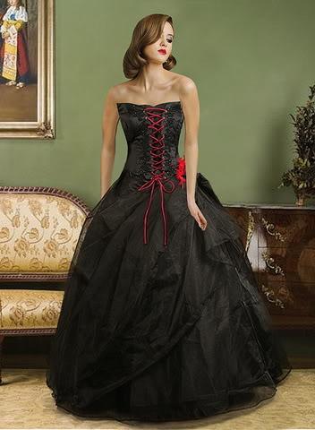 plesové šaty dark plesové šaty maturitní ples šaty